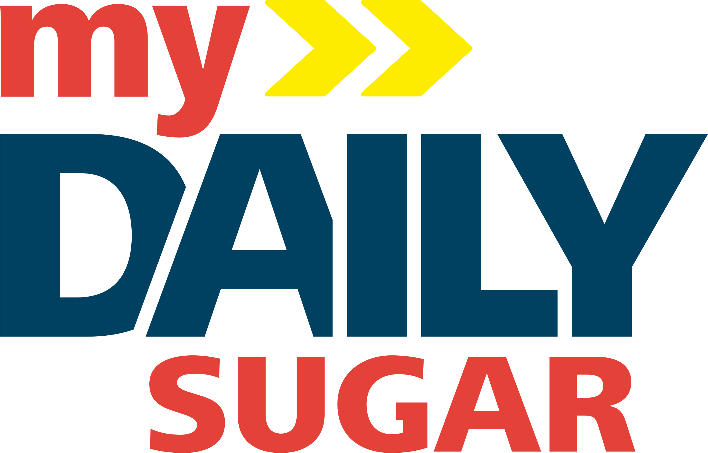 My Daily Sugar logo